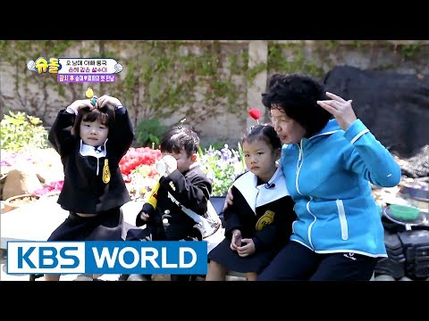 Seolsudae goes on a memory trip to Jeonju [The Return of Superman / 2017.05.28]