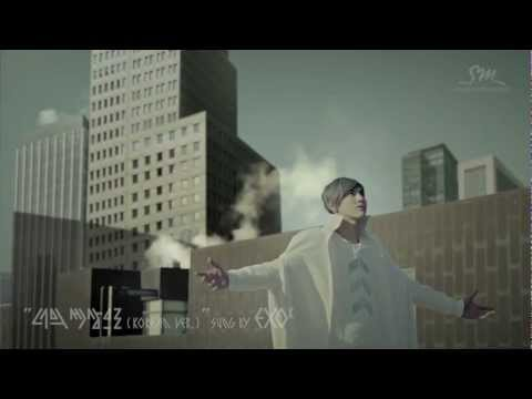 EXO-M 你的世界 (Angel) Music Video