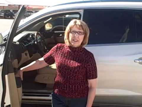 Ecstatic 2013 Buick Enclave Customer at Greg Lair in Amarillo