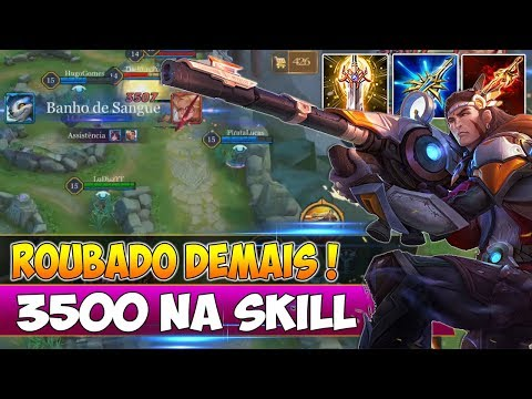 16 KILLS ! DICAS ELSU OP BUILD GAMEPLAY AOV ROV