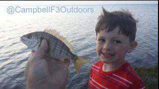 Frisco Woods Campground Family Vacation 2018 OBX