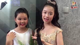 """Bảo Ngọc, Thanh Hà """"QUẤN QUÍT"""" khi RA MẮT phim Gia đình là số 1 - phần 2"""