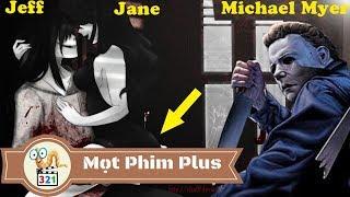 Jeff The Killer Vs Jane Ther Killer Vs Michael Myer | Trận Chiến Đẫm Máu