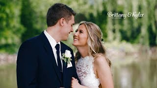 You Are My Home // Wisconsin Wedding // Brittany & Kyler