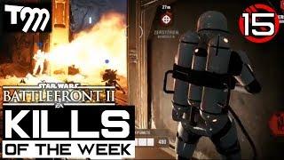 Star Wars Battlefront 2 - TOP 10 KILLS OF THE WEEK #15