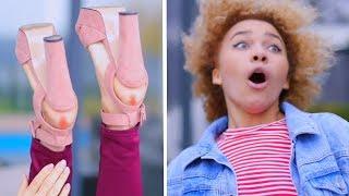 Smart Girls DIY! Fashion Hacks and School Outfit DIY