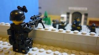 Lego SWAT Sniper - Hostage Crisis