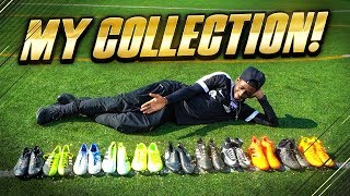 FINALLY - MY FOOTBALL BOOT COLLECTION!!!