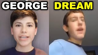Dream and George OLD VIDEOS (CRINGE)