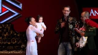 Dấu Ấn Đoan Trang | Chồng Đoan Trang chúc mừng vợ bằng tiếng Việt