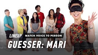 Match Voice to Person (Mari) | Lineup | Cut