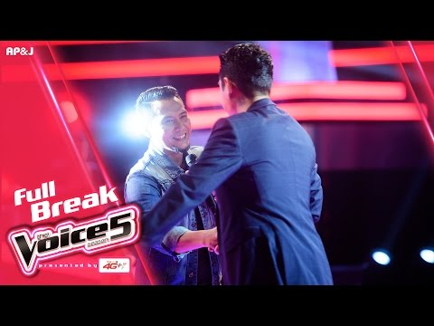 The Voice Thailand 5 - Blind Auditions - 9 Oct 2016 - Part 5