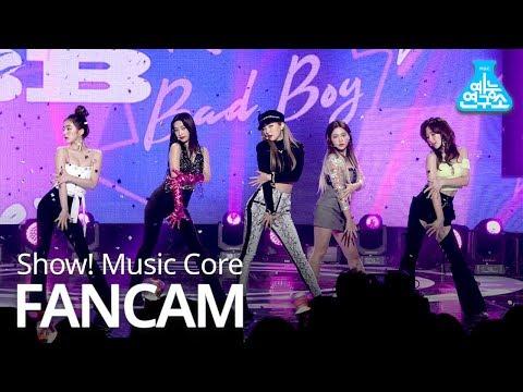 [예능연구소 직캠] 레드벨벳 RBB(Really Bad Boy) @쇼!음악중심_20181215 RBB Red Velvet