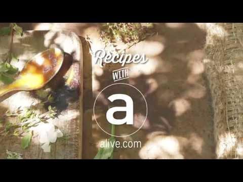 Summer Vinaigrettes - recipe teaser