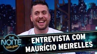 Entrevista com Maurício Meirelles | The Noite (03/11/17)