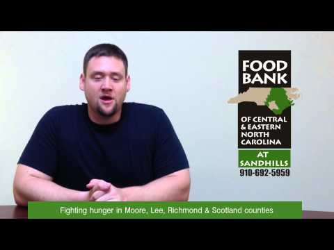Moore County Food Bank - Fight Hunger 4