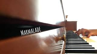 Marmalade- Macklemore ft. Lil Yachty Piano Cover