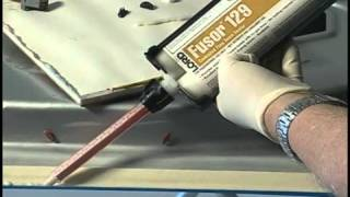 Factory Match Seam Sealer Application