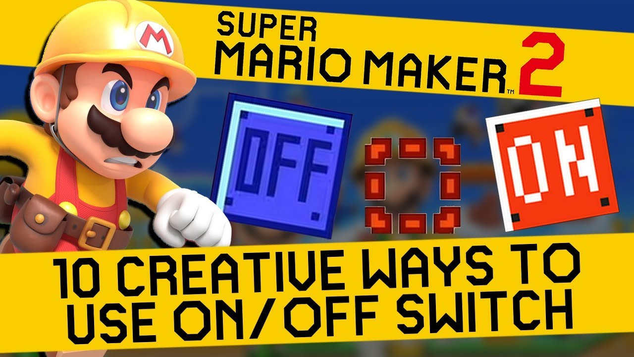 Super Mario Maker Download