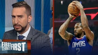 If Clippers are going to win a title, it will be with all star cast —Nick | NBA | FIRST THINGS FIRST
