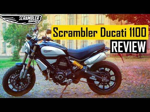 Обзор Ducati Scrambler 1100 от Kowabunga Crew