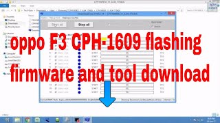 Oppo F3 Flash Tool Cracked & Firmware - james jerss