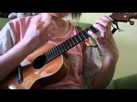 20) 鳳飛飛-流水年華 (ukulele cover)