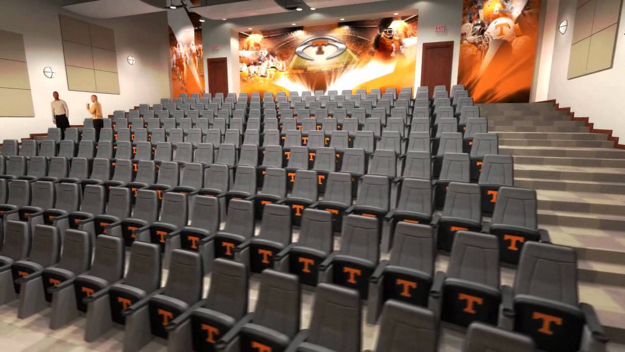 University Of Tennessee Training Facility Youtube