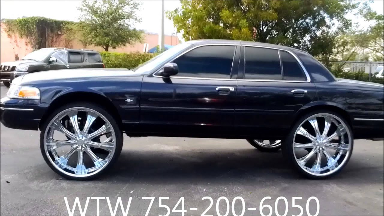 Crown Vic On 24s New Car Update 2020