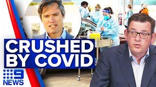 Daniel Andrews cops backlash after roadmap release | Coronavirus | 9 News Australia