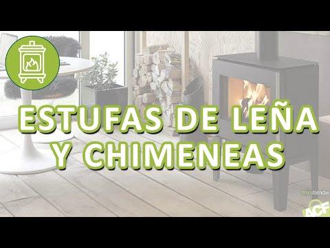 Calentadores estufas y chimeneas a le a calentones - Chimeneas moviles ...