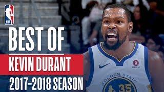 Best Of Kevin Durant   2018 NBA Season