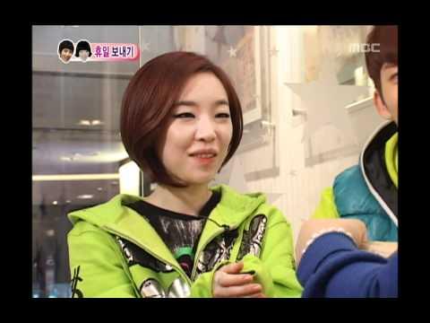 우리 결혼했어요 - We got Married, Jo Kwon, Ga-in(29) #06, 조권-가인(29) 20100605