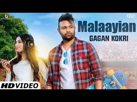 Malaayian Lyrics – Gagan Kokri