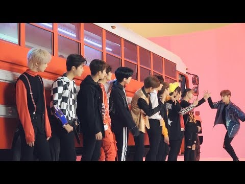 THE BOYZ(더보이즈) 'Right Here' M/V MAKING FILM #02