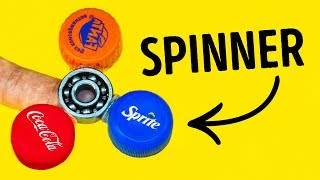 80 BEST VIRAL LIFE HACKS YOU CAN'T MISS || DIY SPINNER