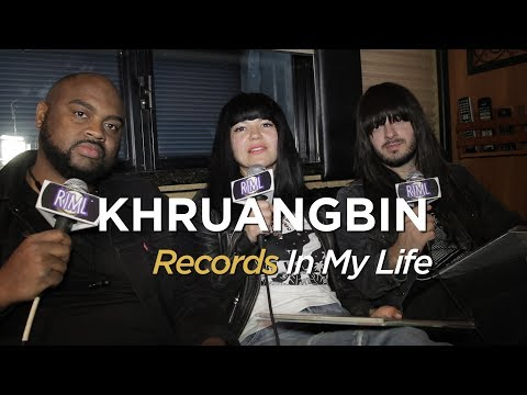 Khruangbin on Records In My Life (2018 interview)