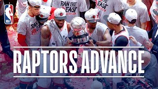The Toronto Raptors Advance to Their First Ever NBA Finals! | May 25, 2019