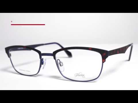 Plume Paris Bangor by Dolabany Eyewear