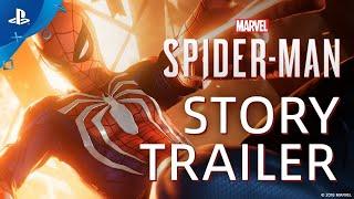 Marvel's spider-man :  bande-annonce VOST