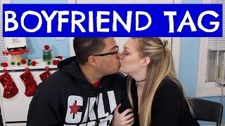 BOYFRIEND TAG | Meet Alex