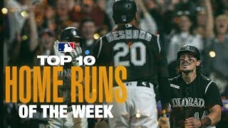 486-foot shot!! | Top 10 Home Runs of the Week (6/10 to 6/16)