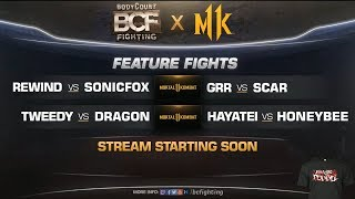 US Exhibition Matches @ Mortal Kombat 11: The Reveal   ATP Fight Companion