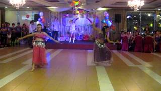 Made In India~123 Line Dance Party Performance