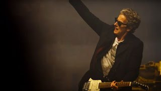 The Doctor's Guitar Entrance | The Magician's Apprentice | Doctor Who | BBC