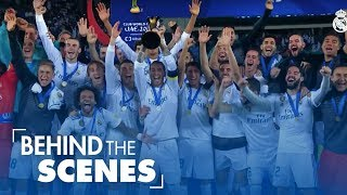 Real Madrid win the 2017 Club World Cup!