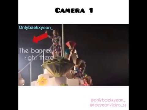 Taeyeon reaction banner baekyeon♥