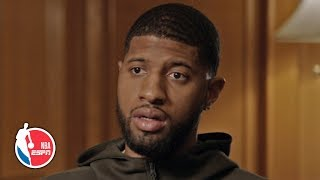 Paul George talks Russell Westbrook, Carmelo Anthony, Lakers, NBA MVP & more  | NBA on ESPN