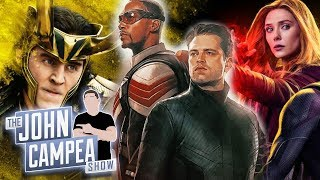 Marvel Shows Same 30 Min Length Of Mandalorian Pros And Cons - The John Campea Show