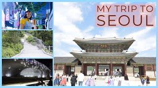 My Trip to Seoul - South Korea | Travel Video Montage